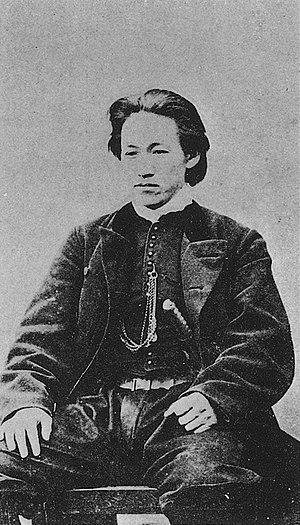 Hatamoto - Hijikata Toshizō of the Shinsengumi became a hatamoto shortly before the end of the Edo period