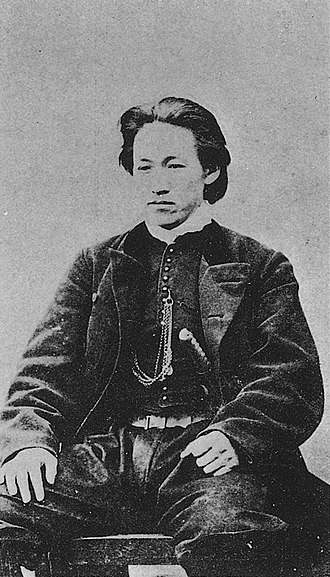 Hijikata Toshizō - Image: Hijikata Toshizo