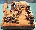 Hildesheim, Roemer- und Pelizaeus-Museum, Modell eines Schlachthofes.JPG