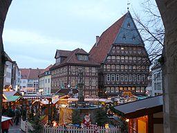 HildesheimWeihnachtsmarkt