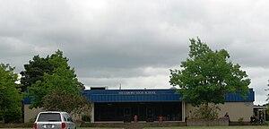 Hillsboro High School (Oregon) - Administration building