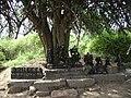 Hindu statues at talinji.JPG