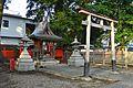 Hirano-jinja (Kyoto, Kyoto) Sarutahiko-jinja.JPG