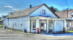 Historic Miners' Supply Store