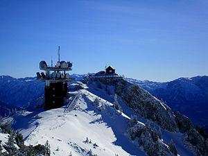 Hochkar - The summit of Hochkar