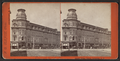 Hodge Opera House, Lockport, N.Y. (Burned Jan. 5, 1881), by F. B. Clench.png