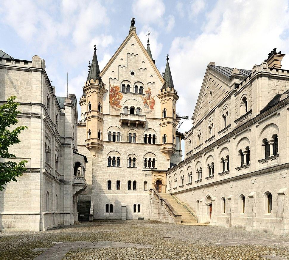 Hohenschwangau - Schloss Neuschwanstein5