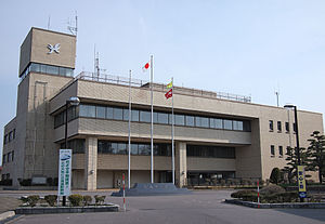 Hokuto, Hokkaido - Hokuto City Hall
