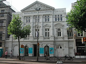 Plantage (Amsterdam) - The Hollandsche Schouwburg