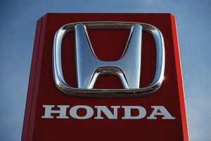 Honda stojan