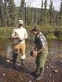 Hosford Creek Water Quality Testing, Yukon-Charley Rivers, 2003 (22af7fb3-f4a9-4bad-86dc-51e00457b501).jpg