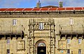 Hospital Real, Albergue de peregrinos de finales del Siglo XV - panoramio.jpg
