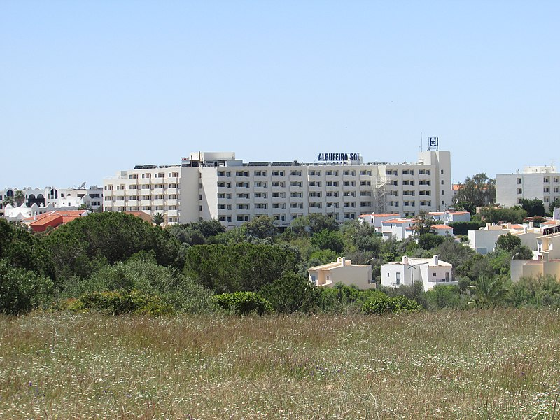 Hotel Albufeira Sol And Spa Portugal