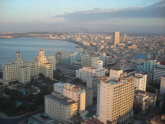 Economy of Cuba - Skyline of Havana