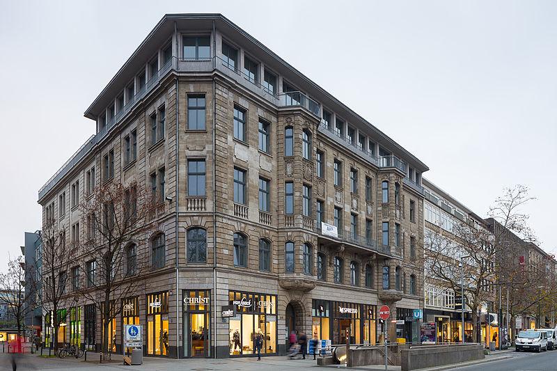 datei house georgstrasse no 44 windmuehlenstrasse hannover wikipedia. Black Bedroom Furniture Sets. Home Design Ideas