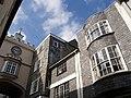Houses in Fore Street, Totnes - geograph.org.uk - 579282.jpg