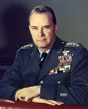 Vice Chief of Staff of the United States Air Force - Image: Hoyt S Vandenberg