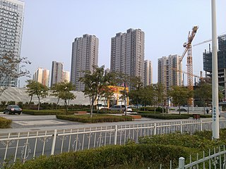 Xihaian District & State-level new area in Shandong, Peoples Republic of China