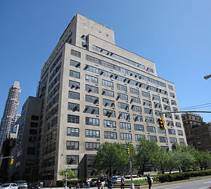 Hunter College - North Building at Park Avenue (2010)