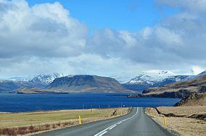 Hvalfjarðarsveit - View of Hvalfjörður