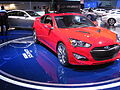 Hyundai Genesis Coupé at NAIAS 2012 (6679584823).jpg
