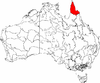 IBRA 6.1 Cape York Peninsula.png