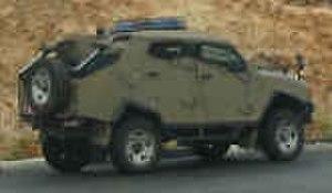 Plasan - Image: IDF sandcat