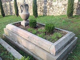 Bagni di Lucca - Image: III Cimitero Inglese, Bagni di Lucca, Italia (2)