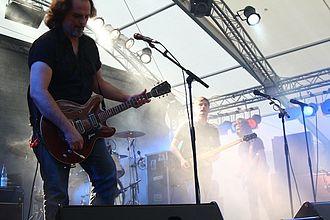 Blackmail (band) - Kurt Ebelhäuser, Mario Matthias, Mathias Reetz, Carlos Ebelhäuser (2011)
