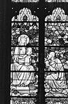 interieur, gebrandschilderd raam - meerssen - 20274887 - rce