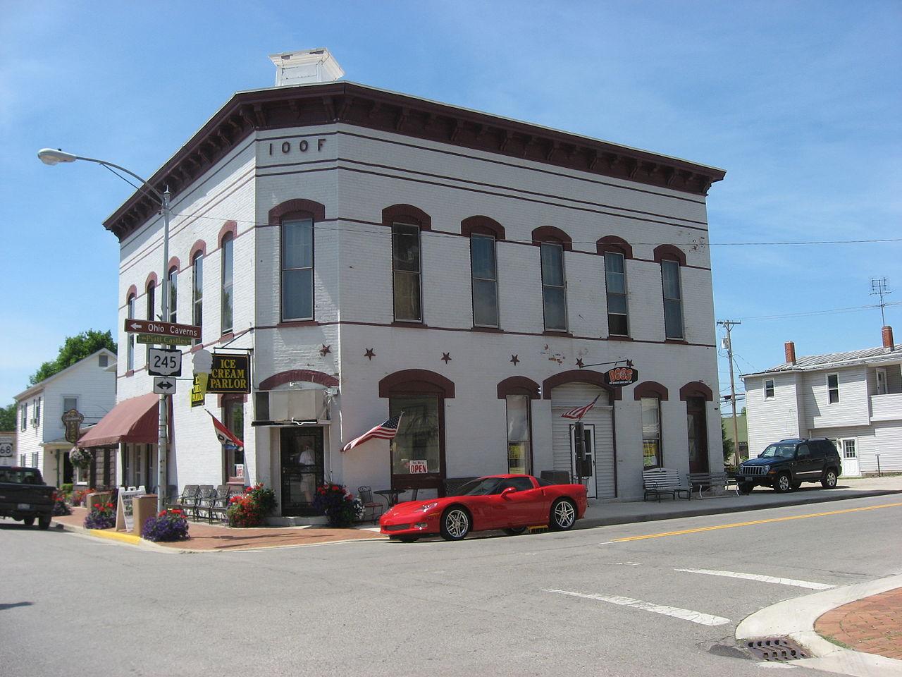 Restaurant West Liberty Ohio