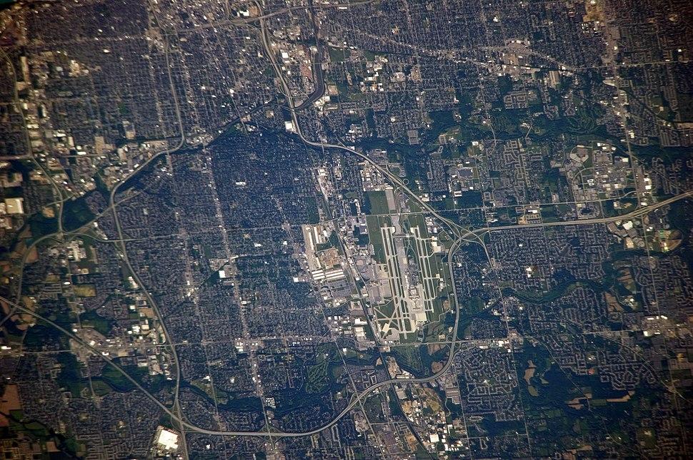 ISS-23 Columbus, Ohio
