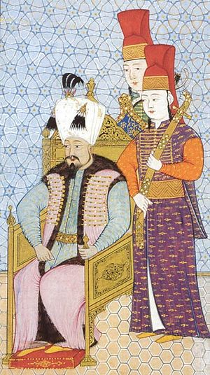 Transformation of the Ottoman Empire - Mehmed IV (r. 1648–1687), the longest reigning sultan of the seventeenth century.