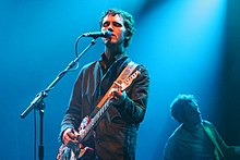 Ian Ball en el Beautiful Days Festival, Devon 18 de agosto de 2006