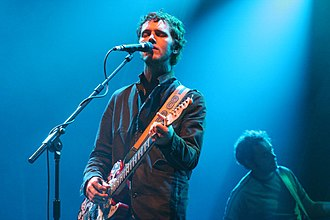 Gomez (band) - Ian Ball, Beautiful Days Festival, Devon, August 2006