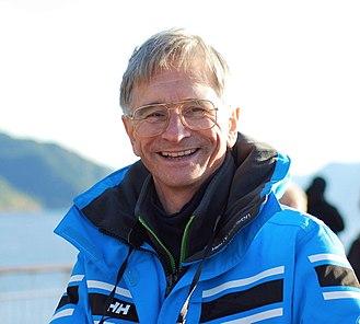 Ian Ridpath - Ian Ridpath in 2015