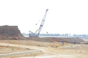 Idan haNegev - Idan haNegev construction site, 2012