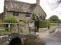 Idyllic scene in Melbury Osmond - geograph.org.uk - 438388.jpg