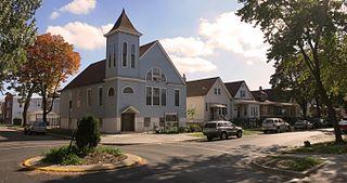 Hermosa, Chicago Community area in Illinois, United States