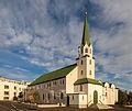 Iglesia Libre Reikiavik, Reikiavik, Distrito de la Capital, Islandia, 2014-08-13, DD 088.JPG