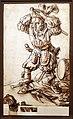Ignoto svizzero, un lanzichenecco, xvii secolo.jpg