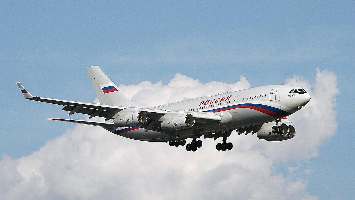 Ил-96 — Википедия