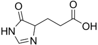 Imidazol-4-one-5-propionic acid.png