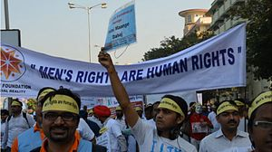 Men's movement - Men's Rights Movement Rally, India