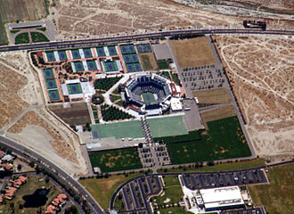 Indian Wells Masters - Indian Wells Tennis Garden