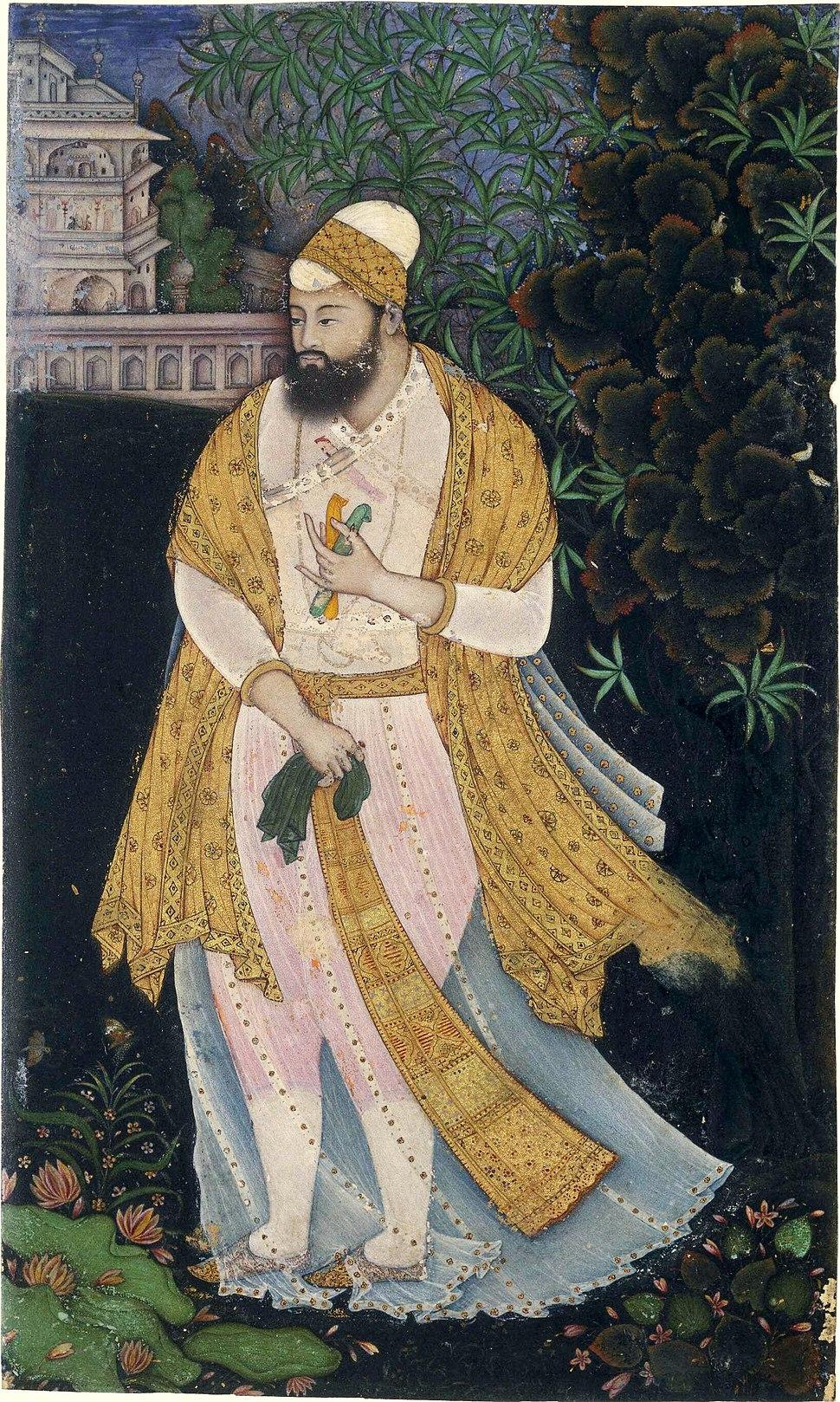 Indischer Maler um 1615 (I) 001