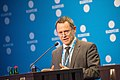 Informal meeting of environment ministers. Press conference Simon Upton (35725837402).jpg
