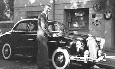 Dating bil försäljare