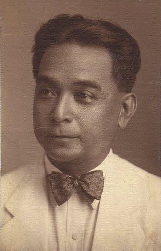 Iñigo Ed. Regalado - Image: Inigo Ed Regalado