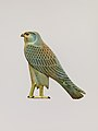 Inlay in the form of the Horus falcon MET DP239687.jpg